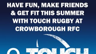Touch Rugby & Multi Sports Activity Sessions (12 - 14 years old)