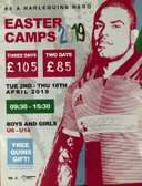 Harlequins rugby camp this Easter