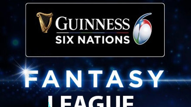 CRFC Guinness 6 Nations Fantasy Rugby