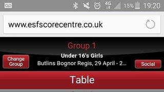 Butlins Tour 2016