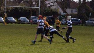 Pulborough Home League Match April 2016