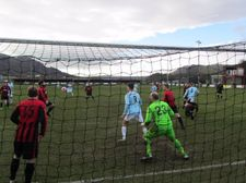 Port pay the penalty as Flint seal win with 2 late goals