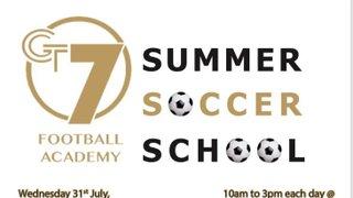 Summer Soccer Camp