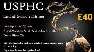 USPHC End Of Season Dinner