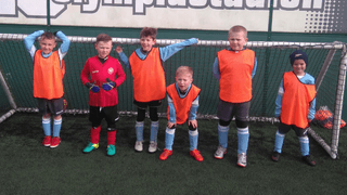 Match Report for U8's Cyclones 18th February 2017
