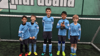 Match Report for U8's Tornadoes 4th March 2017