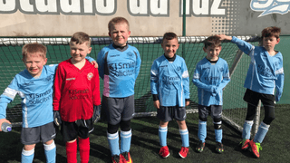 Match Report for U8's Cyclones 4th March 2017