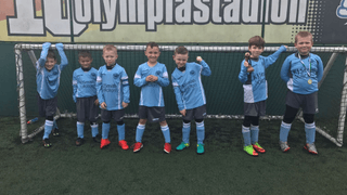 Match Report for U8's Cyclones 11th March 2017
