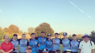 Kenway leads way as Trust 1's Beat Sutton to win the Wasim Raja Shield