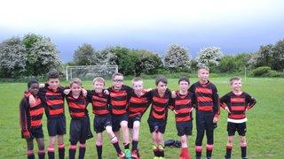 2007-U10 Blue Team V Newport FC 15.5.17