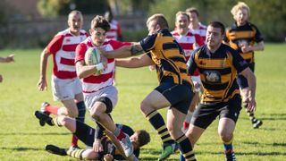 2nd XV vs Ashbourne - 26th Sept 2015
