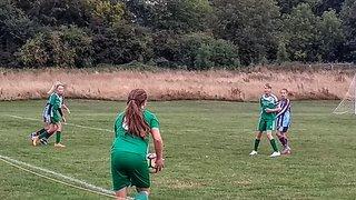 U14 v Woburn & Wavendon Lionesses - 8th Sept 2018