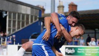 Lowestoft Town 1-0 Worthing FC