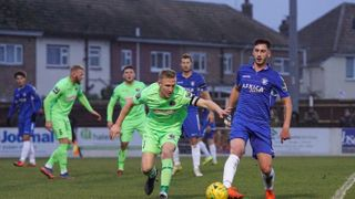 Lowestoft Town 0-0 Dorking Wanderers