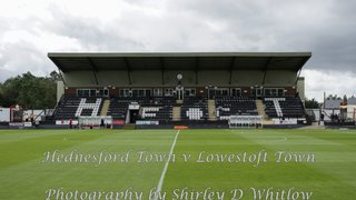 Hednesford Town v Lowestoft Town (Saturday 10 August 2019)