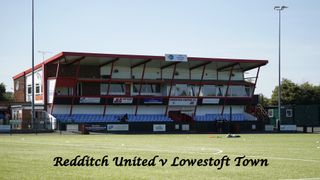 Redditch United v Lowestoft Town (Saturday 24 August 2019)