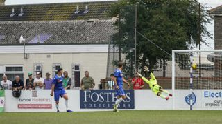 Lowestoft Town 0 Bromsgrove Sporting 1