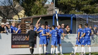 Lowestoft Town 4 Needham Market 0