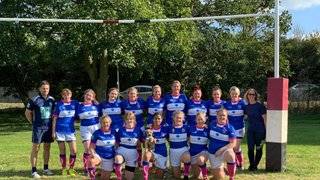 BSRFC Ladies opening game 19/20