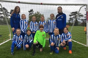 Worcester City FC Girls U10