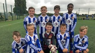U10s 2018 to 2019