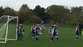 U10 Girls home to Wyre Forest Phoenix