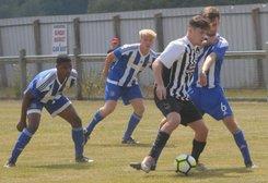 Launching the Worcester City FC U21 Squad