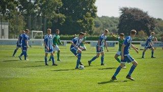 Brocton U21 vs Worcester City U21