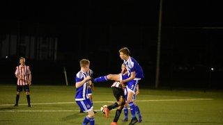 Worcester U18s vs Evesham U18s
