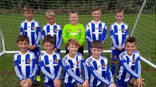 A tough start to the season for Worcester City Youth Colts U9s