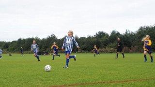 U11 Girls Wyre Forest Phoenix vs Worcester City