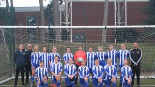 Start of the season for WCFC Ladies