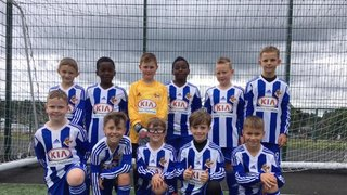 U10s build on their first game