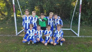 U8s Westbury Celtic Away