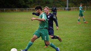 AFC Birmingham U21s vs Worcester City U21s