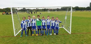 Worcester City vs Bromsgrove Sporting U8s