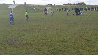 Kewford East vs Worcester City U8s