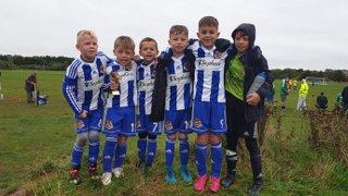 Worcester City vs Trysull FC Oct 2019