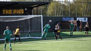 Rushall Olympic vs Worcester City U21s Oct 2019