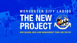 Worcester City FC Ladies