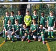 Improved performance all round for the Worcester City U11s