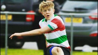 Cheshire U15 2016 squad - Stockports Fly half Tom Curtis selected