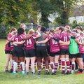 Ladies 1st XV lose to Canterbury Ladies 7 - 5