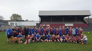 Match report: SCRFC Ladies vs Medway Ladies