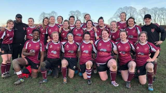 Match report: SCRFC Ladies vs Ashford Ladies