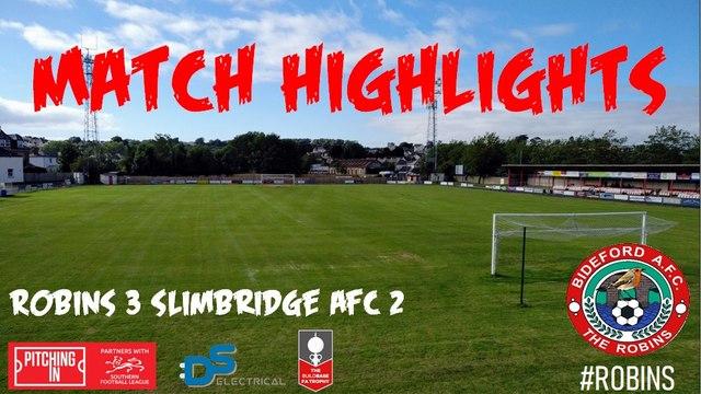 MATCH HIGHLIGHTS - SLIMBRIDGE (FA TROPHY)