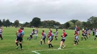 Joint training with Chiswick RFC U11s @ Chiswick