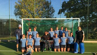 CANTERBURY TAILS UP to deny Badgers top spot