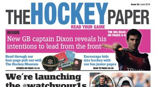 The Hockey Paper's #watchyour1s Campaign