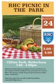 RHC picnic in the park